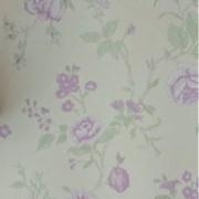 Papel de Parede Importado English Florals G67297 Floral Lilás