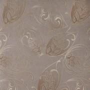 Papel de Parede quarto sala estilo mandala relevo dourado tipo indiano