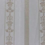 Papel de Parede Italiano Vita B1050201 Adamascado Cinza