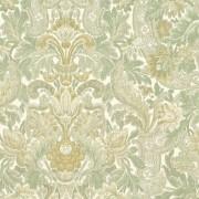 Papel de Parede quarto sala adamascado tipo tecido textura