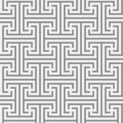 Papel de Parede Romariz  Geométrico quarto sala 3d cinza