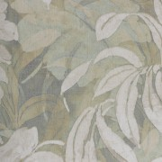 Papel de Parede Suite 30344 Verde Folhas