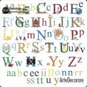 RoomMates  Alfabeto RMK1029