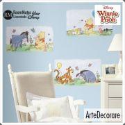 RoomMates Faixas Pooh RMK1637