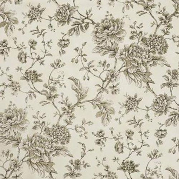 Papel de Parede Bright Wall Y6130601 Floral Off White