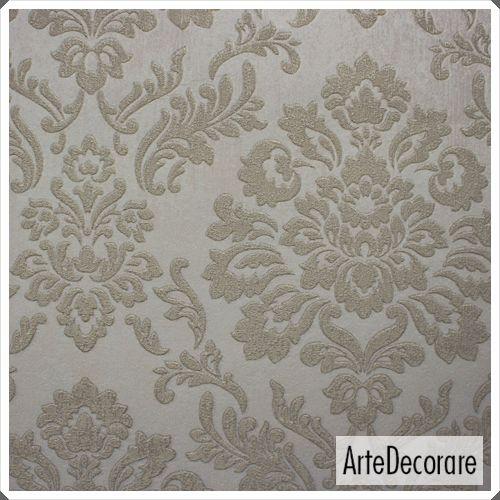 Papel de Parede Classic DesignS H2880105 Bege Adamascado