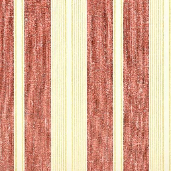 Papel de Parede Listras Classic Stripes CT889084 Vermelho