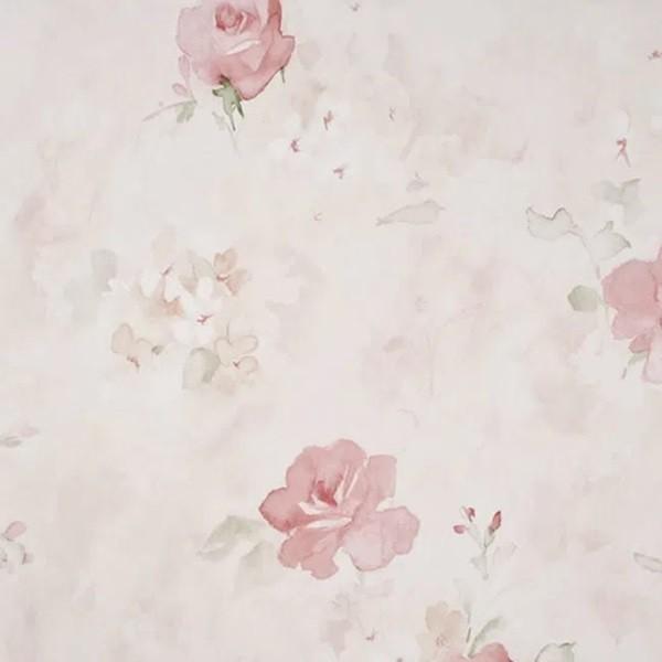 Papel de Parede Fragrant Roses FA811004 Floral Rosa