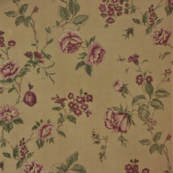 Papel de Parede Importado English Florals G67299 Floral Bege