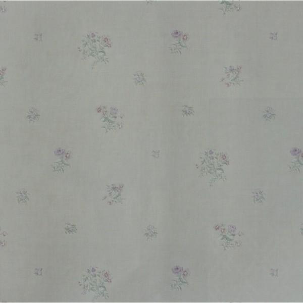 Papel de Parede Importado English Florals G67311Rosas Lilás