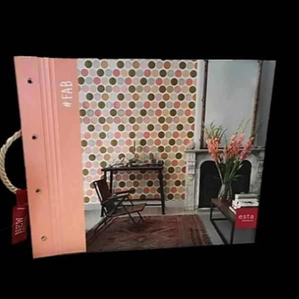 Papel de Parede #FAB quarto menina oncinha rosa