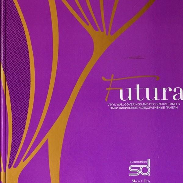 Papel de Parede Italiano Futura 44075  Texturizado