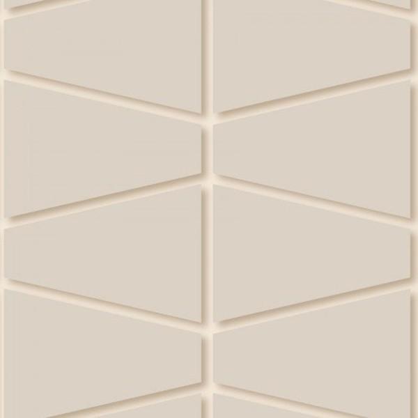 Papel de Parede quarto sala geométrico mosaico ladrilho