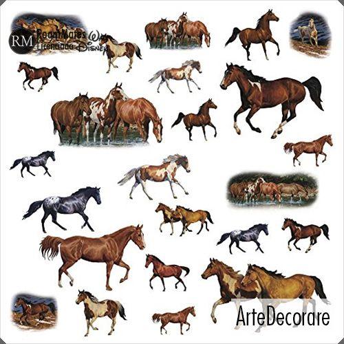 RoomMates  Cavalos RMK1017