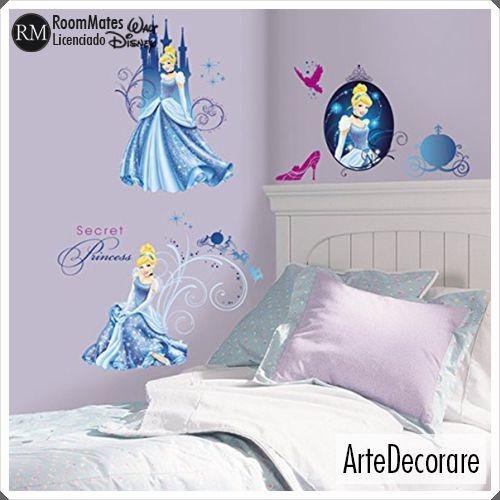 RoomMates  Cinderela RMK1956