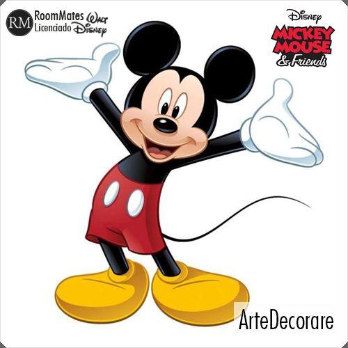 RoomMates Adesivo Parede  Mickey RMK1508