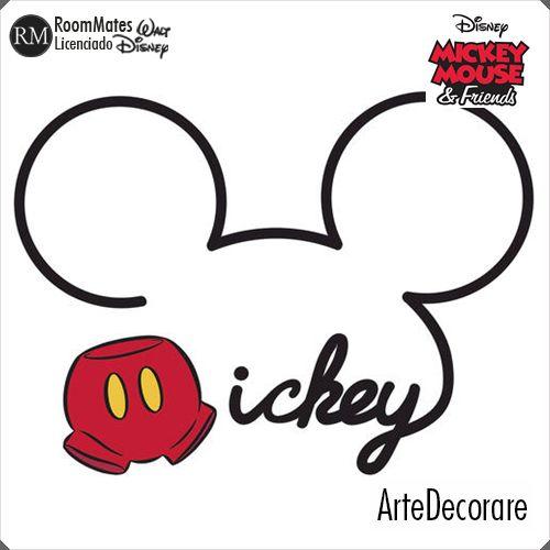 RoomMates  Mickey RMK2560