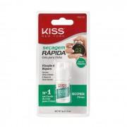 Cola de Unhas Postiças Secagem Rápida Kiss New York 3g