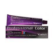 Coloração Creme Professional Color Castanho 4 Yamá 60g