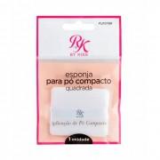 Esponja para Pó Compacto Quadrada PUF07BR Ruby Kisses