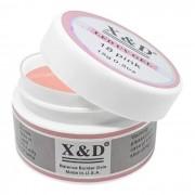 Gel Para Unhas Led Uv 18 Pink X & D 15g