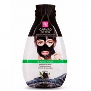 Máscara Facial Carvão Detox Purificante RK By Kiss 10g