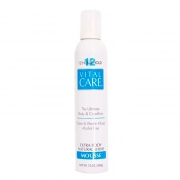 Mousse Extra Body Natural Shine 12 Horas Hold Vital Care 340g
