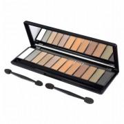 Paleta de Sombras Eyeshadows GES-004 01 Gati Paris 12g