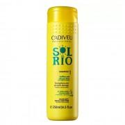 Shampoo sem Sulfato Professional Sol do Rio Cadiveu 250ml