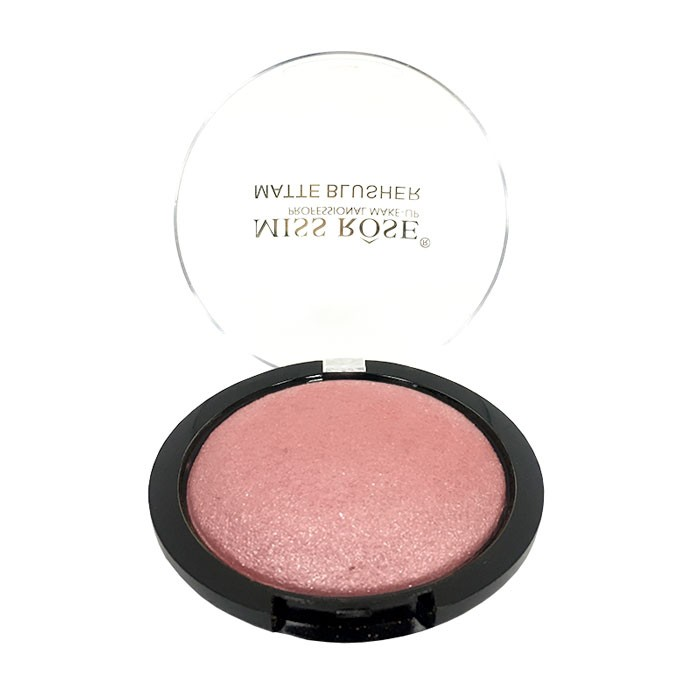 Blush Compacto Matte Blusher 7004-069N Miss Rose