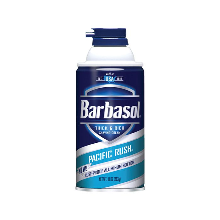 Espuma de Barbear Pacific Rush Barbasol 283g