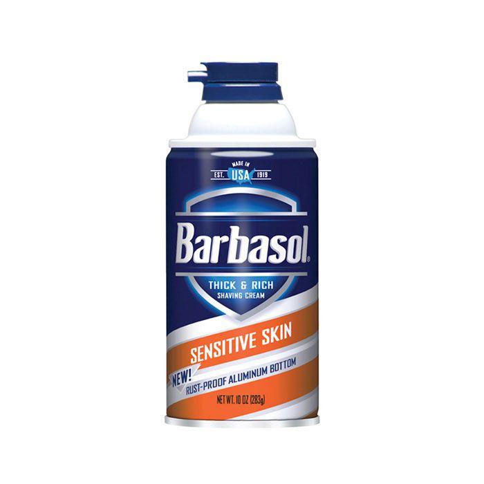 Espuma de Barbear Sensitive Skin Barbasol 283g