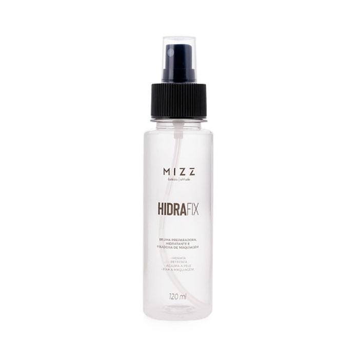 Fixador de Maquiagem Preparador e Hidratante Mizz 120ml