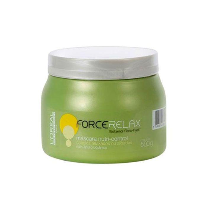 Máscara Capilar Force Relax L'Oréal Professionnel 500g