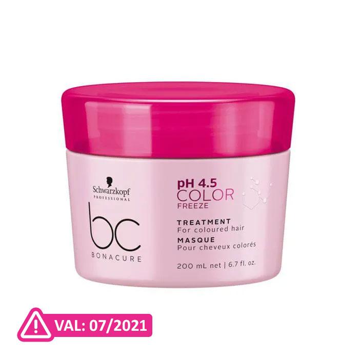 Máscara Capilar Professional Bonacure Ph 4.5 Color Freeze Schwarzkopf