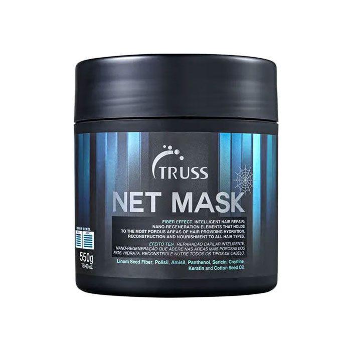 Net Mask Máscara Capilar Truss 550g