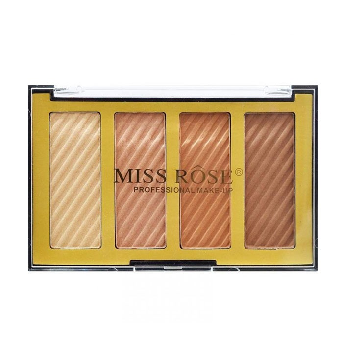 Paleta Iluminadora Profissional 7003-011Z Miss Rôse