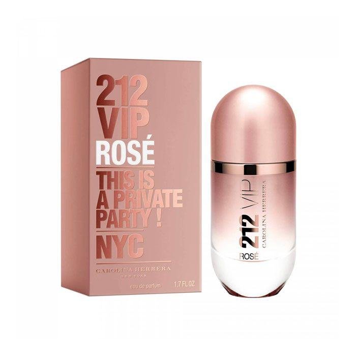 Perfume Carolina Herrera 212 Vip Rose Eau de Parfum