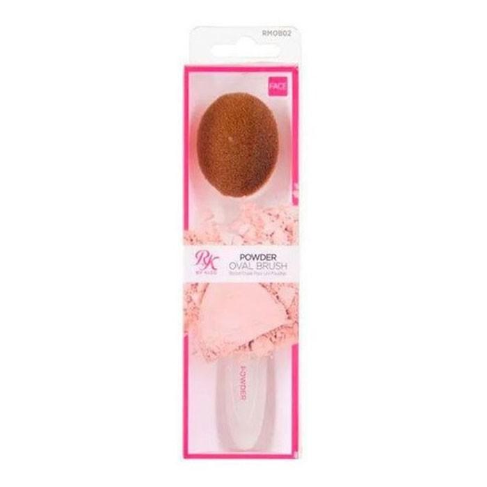 Pincel Oval para Pó Powder Brush RMOB02 RK By Kiss