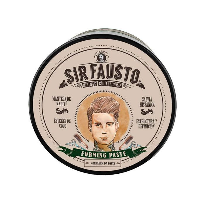 Pomada Forming Paste Sir Fausto