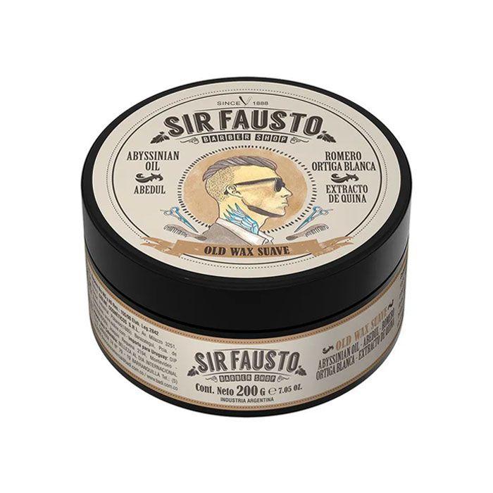 Pomada Old Wax Suave Sir Fausto