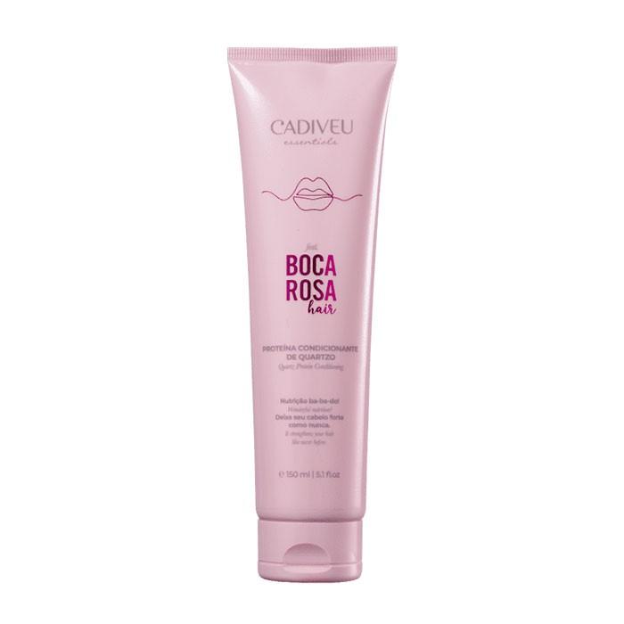 Proteína Condicionante Pré-Shampoo Boca Rosa Quartzo Cadiveu 150ml