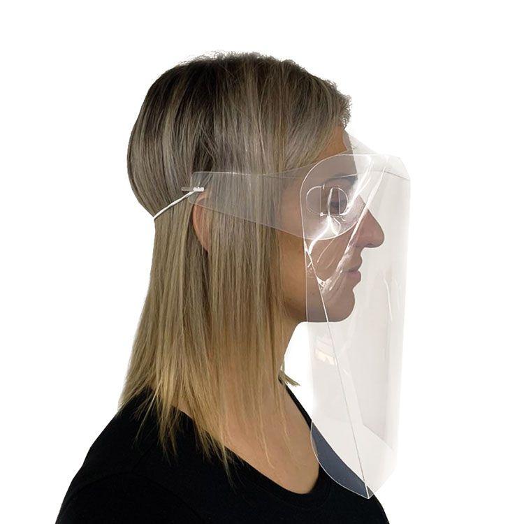 Protetor Facial Total Face Shield Dello