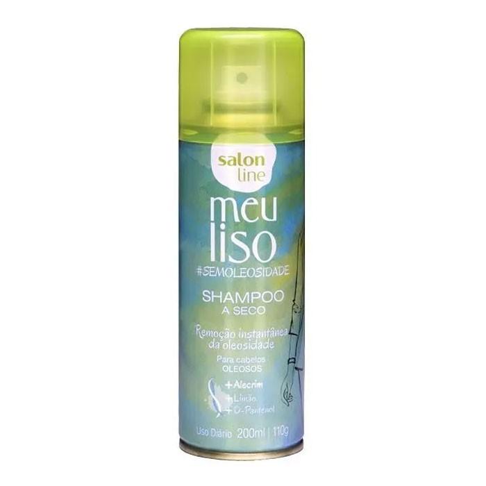 Shampoo a Seco Meu Liso Salon Line