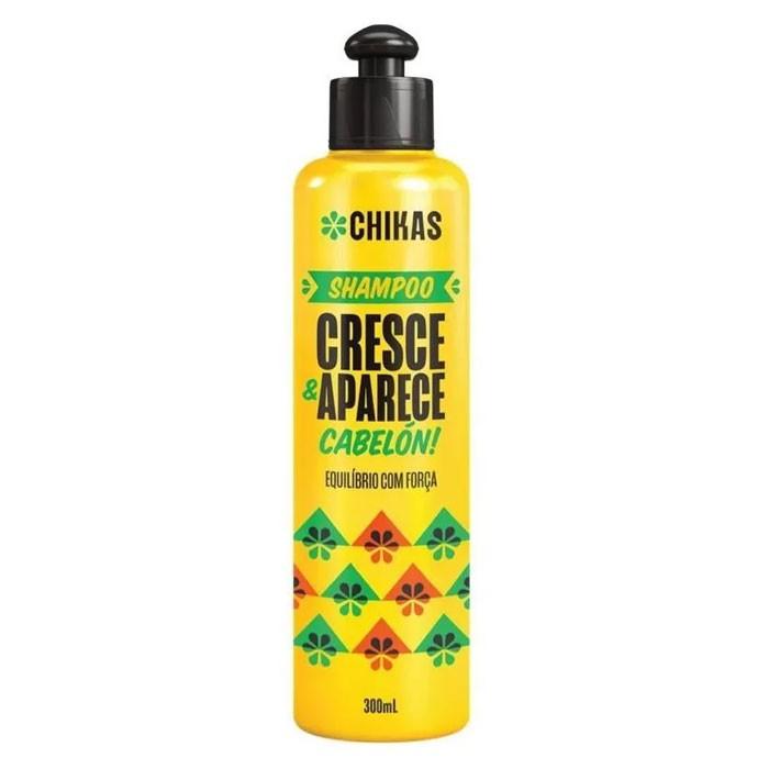Shampoo Cresce & Aparece Chikas 300ml