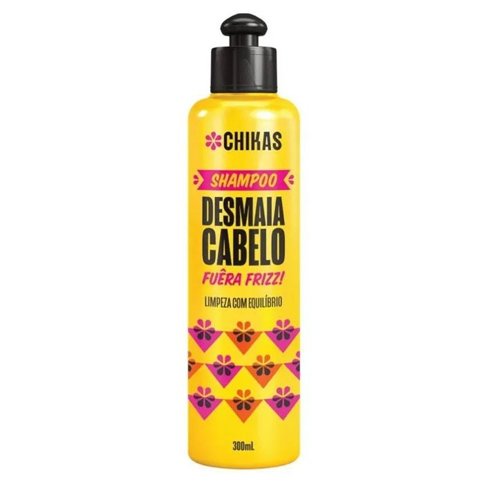 Shampoo Desmaia cabelo Bio Extratus 300ml