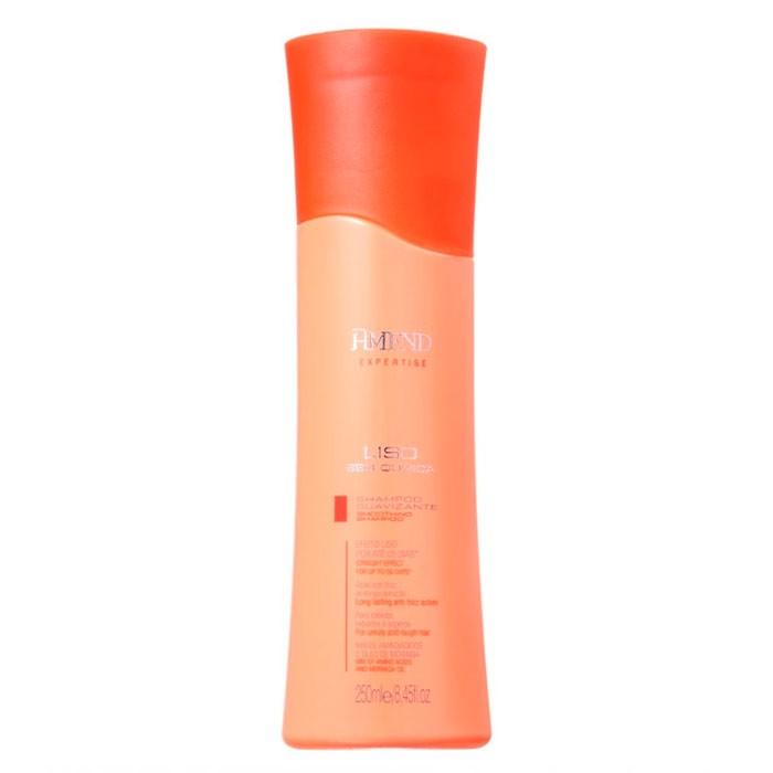 Shampoo Expertise Liso sem Química Amend 250ml