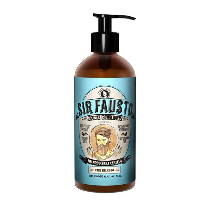 Shampoo para Cabelo Sir Fausto