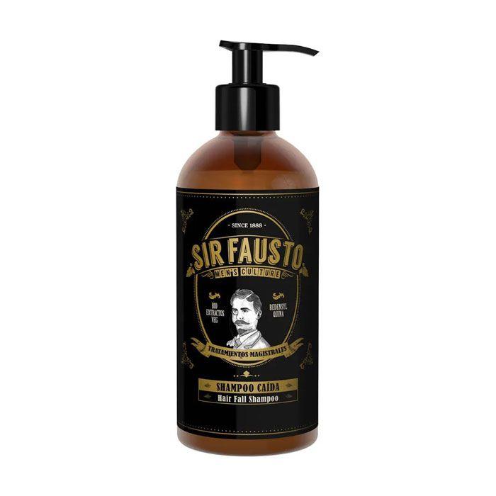 Shampoo para Queda de Cabelo Sir Fausto