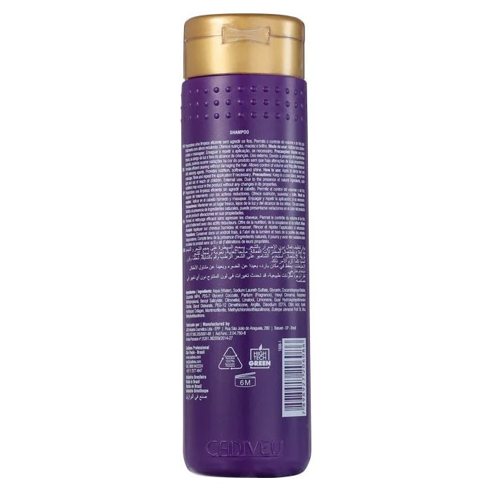 Shampoo Professional Açaí Oil Cadiveu 250ml